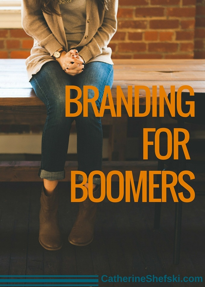 Branding for Boomers